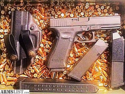 For Sale: UPGRADED GLOCK 17/EXTRAS! ONLY $700