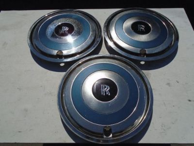 Find ROLLS ROYCE CORNICHE SILVER SPUR WHEEL COVER HUB CAP motorcycle in Los Angeles, California, United States, for US $1,065.00
