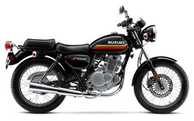 2018 Suzuki TU250X Sport Motorcycles Laurel, MD