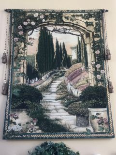 Tapestry Wall Hanging/Art