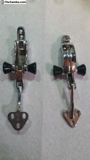 Double Cab Latches NOS