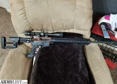 For Sale/Trade: AR9 + AR15 Package Deal + chest rig, mags, and 400 rounds of ammo.