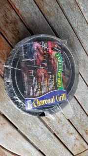 Tabletop BBQ Charcoal disposable Grill