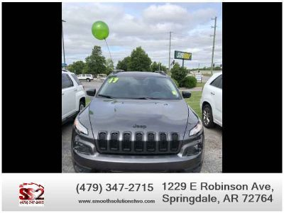Used 2017 Jeep Cherokee for sale