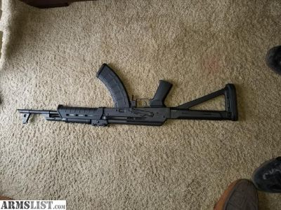 For Sale: Century arms ak47 full magpull furniture