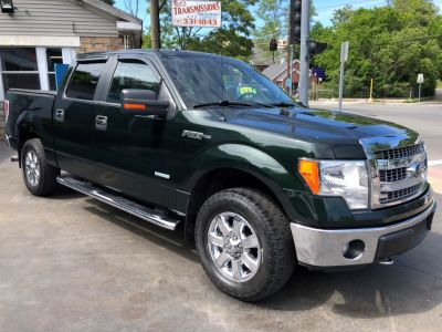 2013 Ford F-150 King Ranch (Green Gem Metallic)