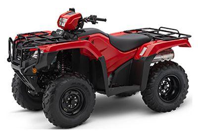 2019 Honda FourTrax Foreman 4x4 ES EPS Utility ATVs Bennington, VT