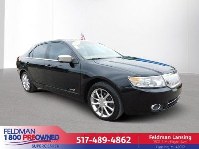 2008 Lincoln MKZ Base (Black Clearcoat)