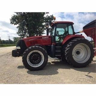 2011 Case IH Magnum 275 Row-Crop Tractor