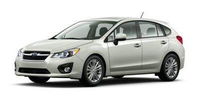 2014 Subaru Impreza 2.0i Sport Premium (Quartz Blue Pearl)