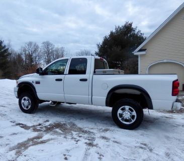2009 Dodge Ram Heavy Duty 2500 SLT Quad Turbo Diesel