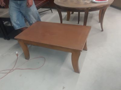 hand made tables