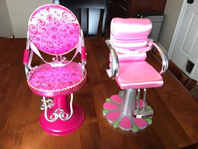 Our Generation Salon Chairs