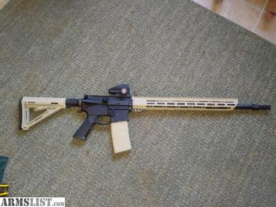 For Sale: 18in 5.56 ar15