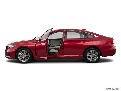 2019 Honda Accord 1.5T L4 LX CVT (Modern Steel Metallic)