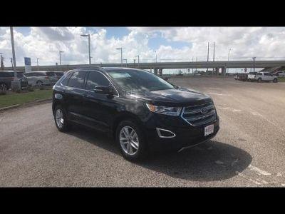 2018 Ford Edge SEL (BLACK VELVET)
