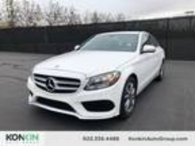 2018 Mercedes-Benz C 300 2.0L Turbo I4 241hp 273ft. lbs.