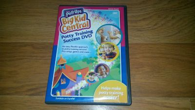 POTTY TRAINING DVD