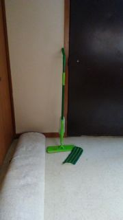 Libman freedom spray mop with extra mop head