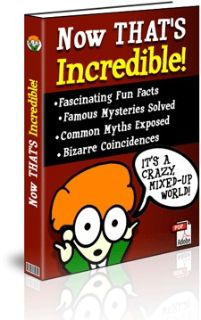 Free Fascintaing Fun Facts Ebook