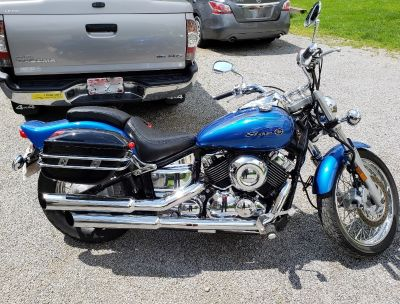 2009 Yamaha V STAR 650 CUSTOM