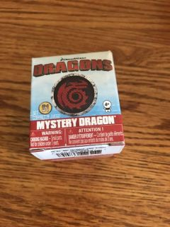 How to train your dragon blind box