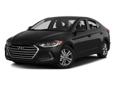 2018 Hyundai Elantra SE (Machine Gray)