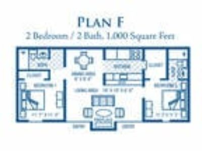 Whispering Oaks Apartments - Two BR / Two BA