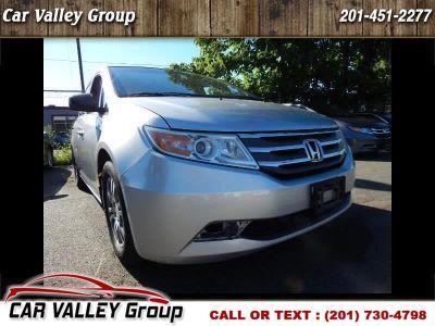 2011 Honda Odyssey EX-L w/DVD (Silver)