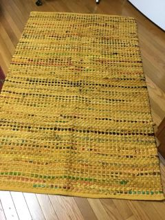 Unused Rug w/Tags From Home Goods