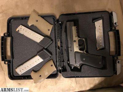 For Sale: Dog Sauer P220 combat