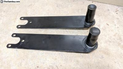 111 511 205 A, Spring plates - pair