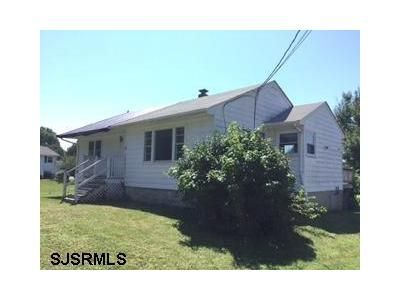 3 Bed 1 Bath Foreclosure Property in Bridgeton, NJ 08302 - Hildreth Ave