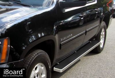 "Find Premium 5"" iBoard Side Steps Fit 00-14 Chevy/GMC SUBURBAN 3/4 TON motorcycle in Ontario, California, United States"