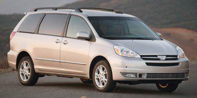 2005 Toyota Sienna XLE 7 Passenger (Tan)