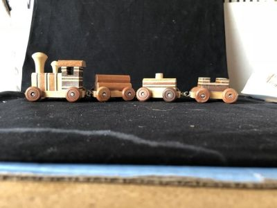 Chug-A-Log Train Set