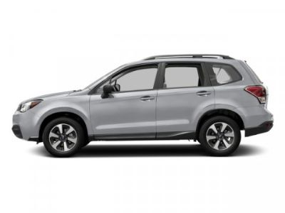 2018 Subaru Forester 2.5i (Ice Silver Metallic)