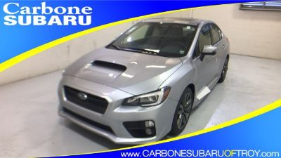 2017 Subaru WRX Limited (Ice Silver Metallic)