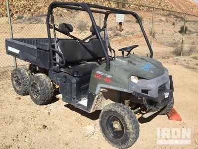 2011 Polaris Ranger 6x6 Utility Vehicle