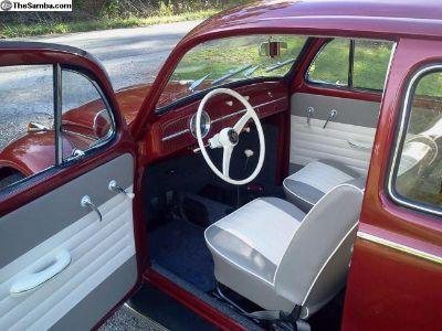 1959 Restored Bug .