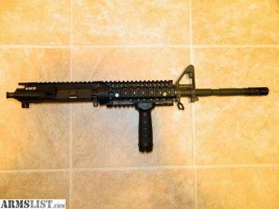 """For Sale: BCM 14.5"""" M4 Upper"""