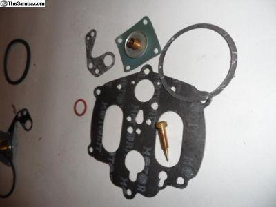 NOS Solex 32 PHN-1 carburetor kits