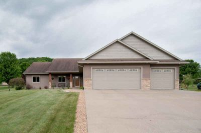 W5983 Schultz LN Onalaska Four BR, This is an exceptional home