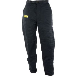 Find JEGS Performance Products 6010 Black Triple Layer Pants Small Boot Cuffs motorcycle in Delaware, Ohio, United States, for US $142.99