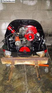 1600 vw dual port engine