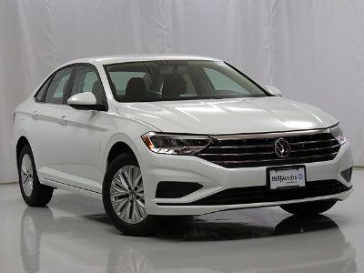 2019 Volkswagen Jetta 1.4T S (Pure White)