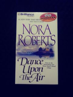 Dance Upon the Air by Nora Roberts Audio Book