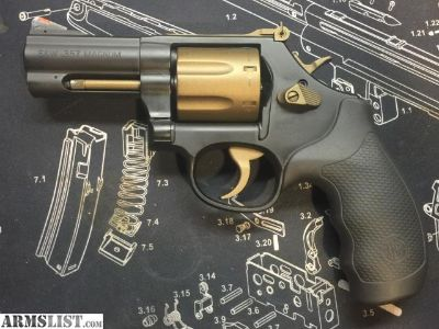 For Sale/Trade: S&W 686 Combat Magnum