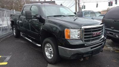 2010 GMC RSX SLT (Black)