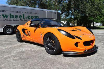 2005 LOTUS ELISE SCCA STU Race Car